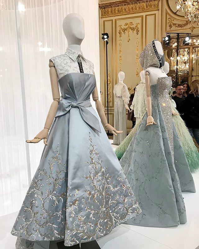 """Rami Kadi Maison de Couture """"Bal de Rue"""" Spring Summer 2018 Collection"""