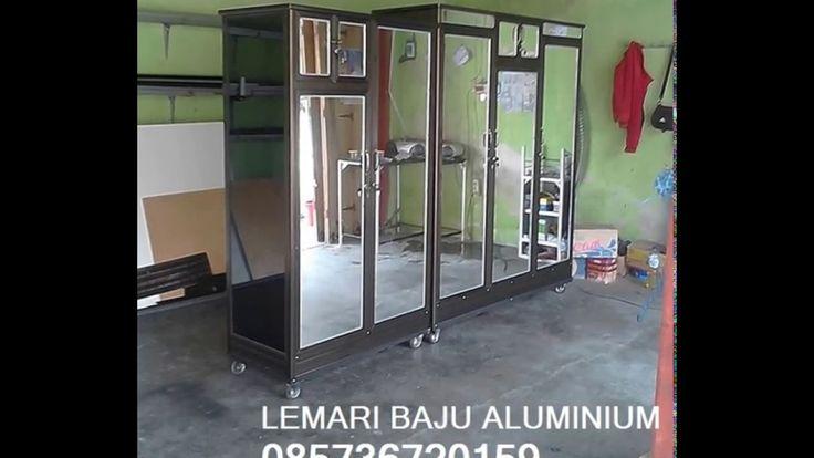 Harga Lemari Baju Aluminium
