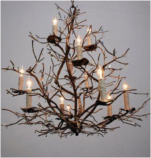 best 25 branch chandelier ideas on pinterest twig chandelier unique chandelier and star. Black Bedroom Furniture Sets. Home Design Ideas