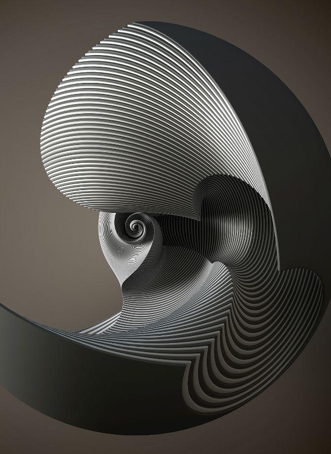 Digital sculptures by German studio DepotVisuals
