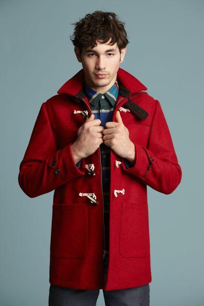 Opening Ceremony: Jacket, 2012 Color, Opening Ceremony, Dude, Loveliest Coat, Red Coats, Favorite Menswear