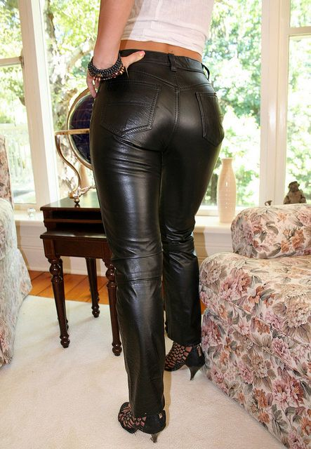 Untitled | worship her leather ass | Leather, Leather ...
