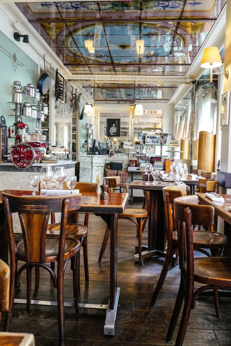 Find This Pin And More On Paris Restaurants By Aci.