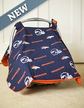 "Free Denver Broncos Baby Car Seat Cover, Click the picture, enter Promo Code ""Baby23"" at checkout & just pay shipping!  newborn, nursing cover, baby leggings, newborn photography, crib bedding sets,baby headband, infant clothing, diaper bags, baby furniture, nursery furniture, nursery decals, nursery decoration, baby socks, baby girl shoes, baby shoes girls, baby girl dresses, bassinet, pregnancy photography, newborn photo ideas, baby shower ideas, baby ideas, newborn gift ideas, car seat…"