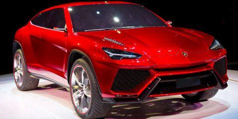 Lamborghini Urus - Fastest SUV - First Lamborghini Hybrid