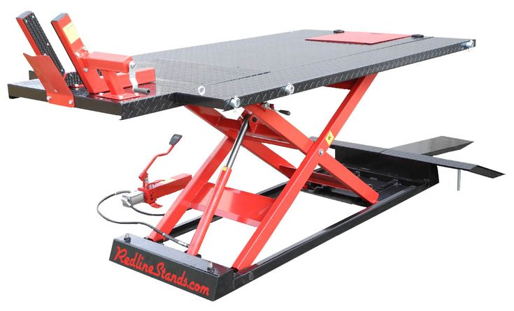 Redline 1500HD Motorcycle ATV Lift Table - FREE SHIPPING 1299.50