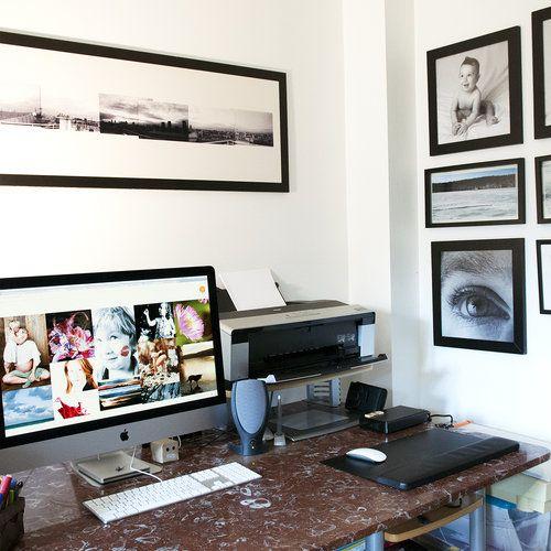 Editing Desk