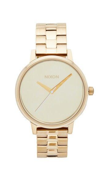 NIXON The Kensington Watch. #nixon #watch