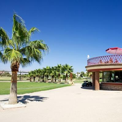 Serena golf Roquetas de Mar Almeria Spain