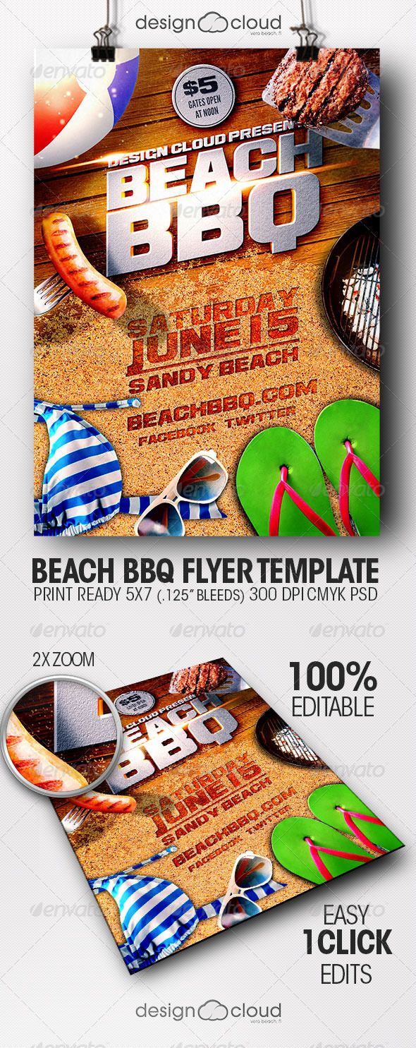 Best Food Flyers Images On   Flyer Template Flyer