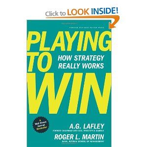 Recommended by Jordan Stevens as a good book on business strategy.