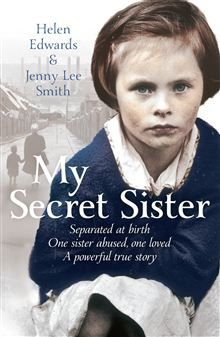 Twins separated at birth.  One sister abused, one loved.  A powerful true story...that one must read!