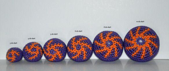 Amigurumi Oval Pattern : Understanding Round and Oval Shapes - Amigurumi School ...
