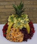luau: Hawaiian Luau Food, Hawaiian Food, Food Ideas, Luau Recipes, Fruit Arrangement, Luau Foods Lots, Recipes Hawaiian, Luau Party