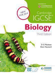 Cambridge IGCSE Biology 3rd Edition Pdf Download e-Book