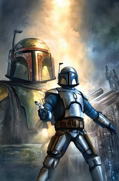 Jango Fett screenshots, images and pictures - Comic Vine