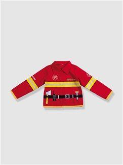 Déguisement pompier Fireman Suit - vertbaudet enfant