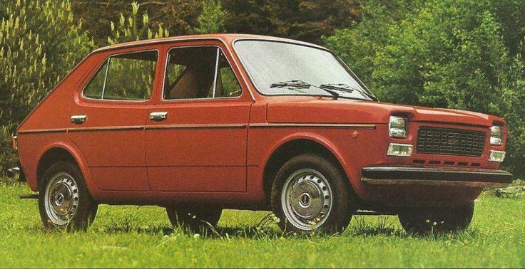 Fiat 127 Spécial 4 portes - 1974