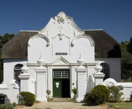 Tulbagh - White House