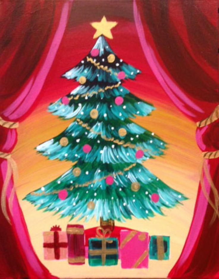 57 Best 3 Christmas Art Images On Pinterest