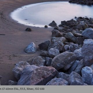 Many thanks to @landscapephotomag ! October issue #68  #beach #sunrise #veneto #italy #rocks #lighthouse #landscapephotomag #clickalps #sea #water #italian #seascape