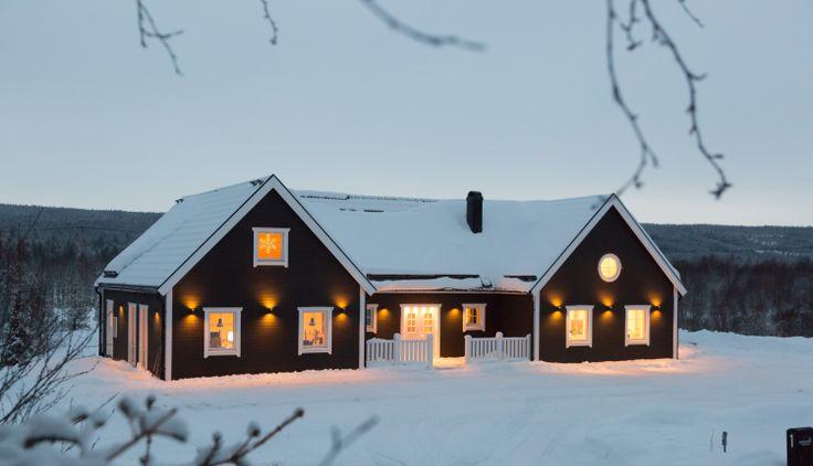 Huset Viggen http://www.fiskarhedenvillan.se/vara_hus/1-plan/A166/