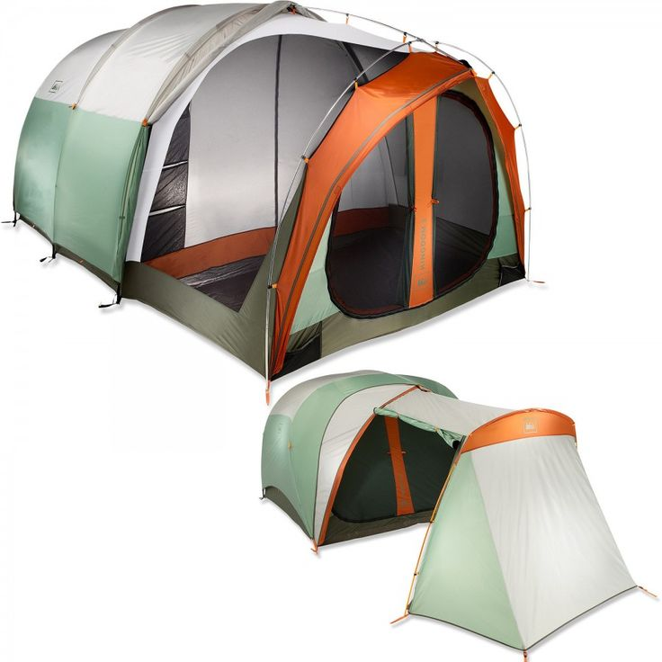 Kingdom 8 REI family camping tent