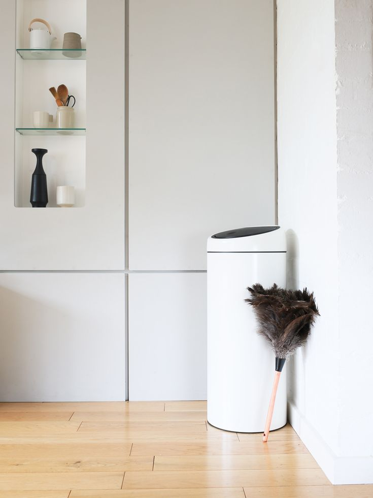 Brabantia kitchen styling by Design Hunter