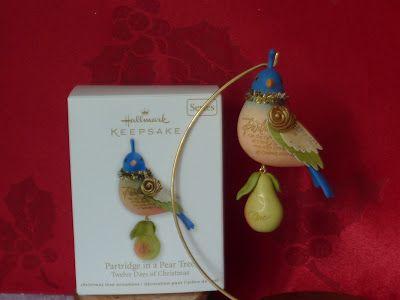 Halmark Christmas Ornaments
