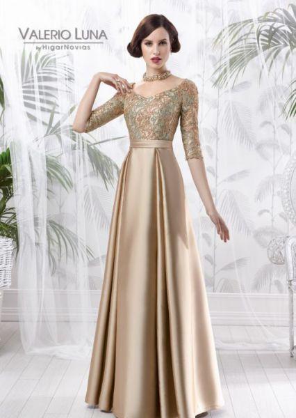 Vestidos de fiesta largos 2016: descubre los 43 diseños más impresionantes para una boda de noche Image: 42