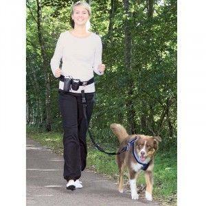 <p>Smart Hands-Free Hundeline Til Løbeture, gåture m.m</p>