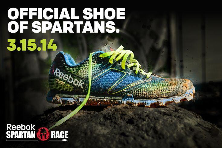 Reebok All Terrain Shoes. Spartan Race. #spartanrace