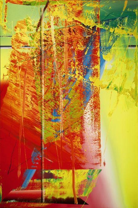 abstraktes bild 593 8 kunst gerhard richter abstrakt abstrakte malerei bilder acryl gemälde meer