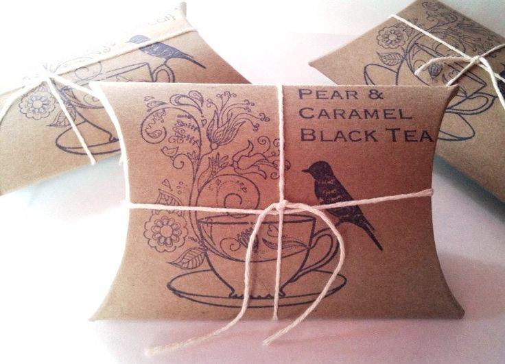 Wedding favors--tea