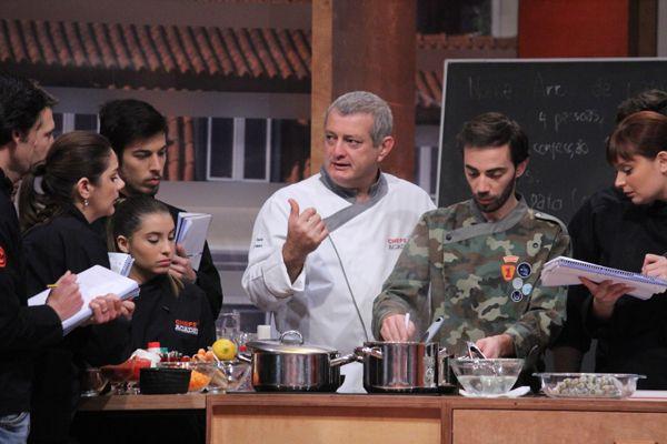 O fim do curso aproxima-se   Notícias   Chefs' Academy   RTP