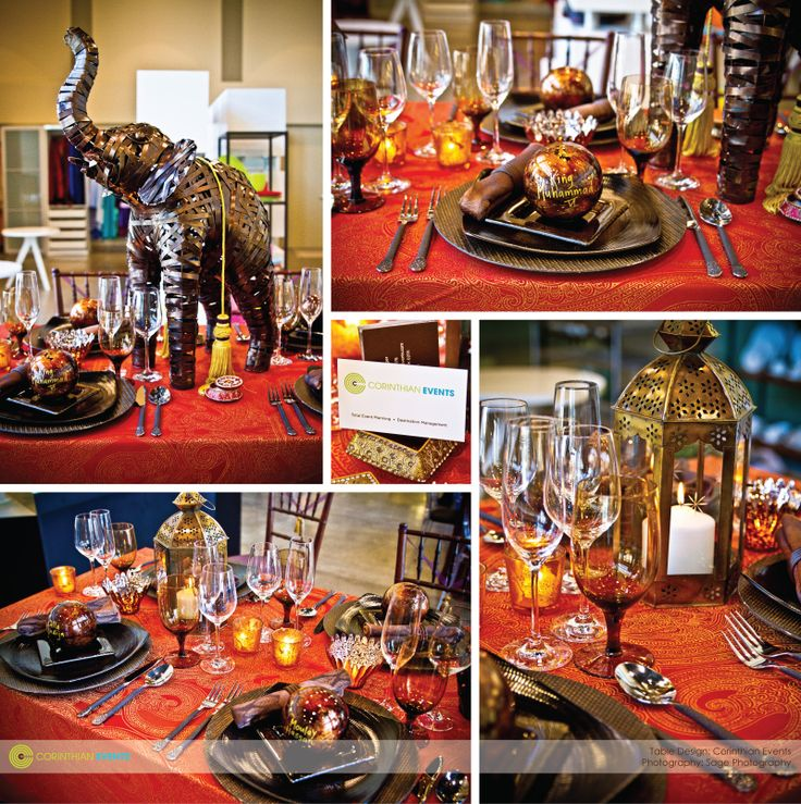 Party Decorations Table Centerpieces: Russian Themed Table Decor