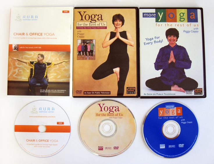 (Upgrade Version) Chair Yoga Teacher Certification Course