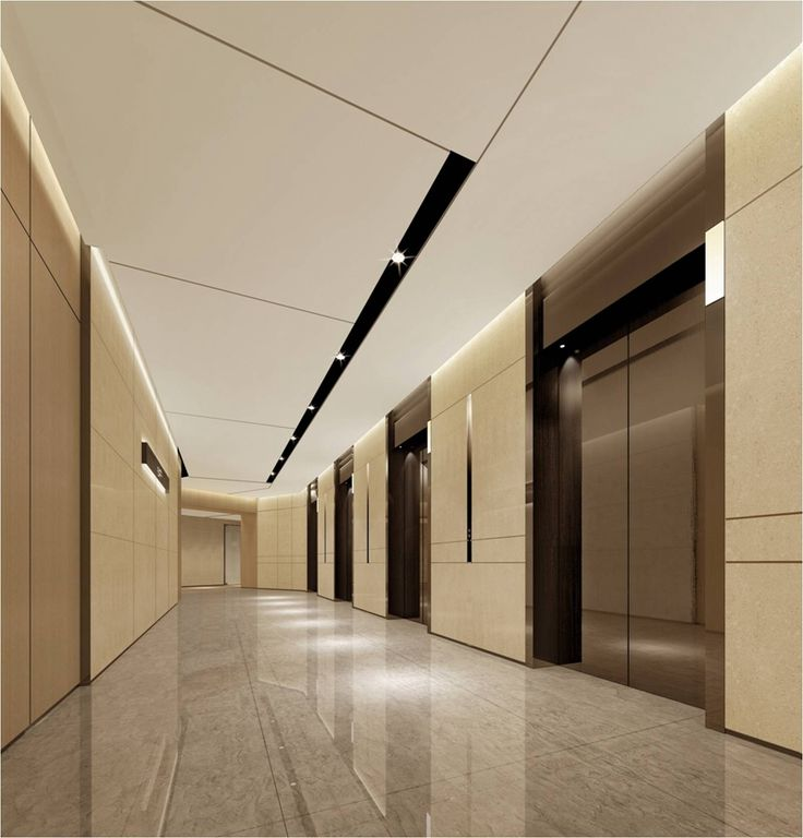 2 More Elevator LobbyCeiling TreatmentsCeiling IdeasInterior LightingEntranceInterior DesignGet