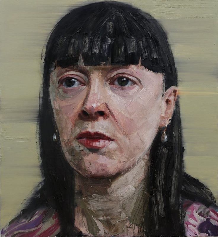 Colin Davidson Portrait of Bronagh Gallagher, at the Lyric Theatre Belfast through 2016.