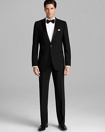 BOSS HUGO BOSS Stars Glamour Tuxedo Suit - Regular Fit | Bloomingdale's