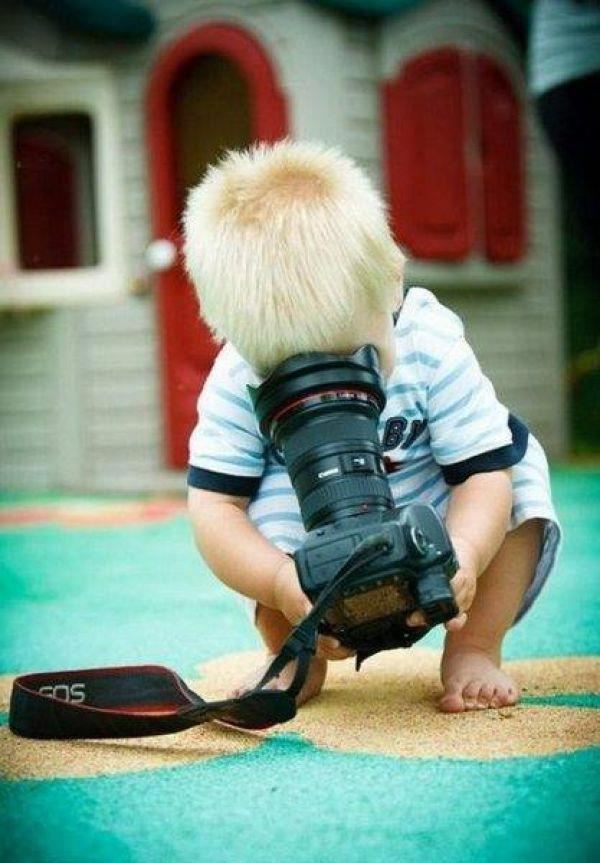 This one makes me want to write a book about photography basics. Just because the cover would be sooo sweet :-): Take Pictures, Self Portraits, Adorable, Kids, Things, Baby, Children Photography, Little Boys, Cameras
