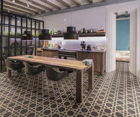 Bisazza concrete flooring
