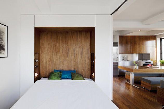 13 Functional Hideaway Bed Design Ideas (2)