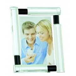 """Galway Crystal - Deco 4"""" x 6"""" Photo Frame. €35.00"""