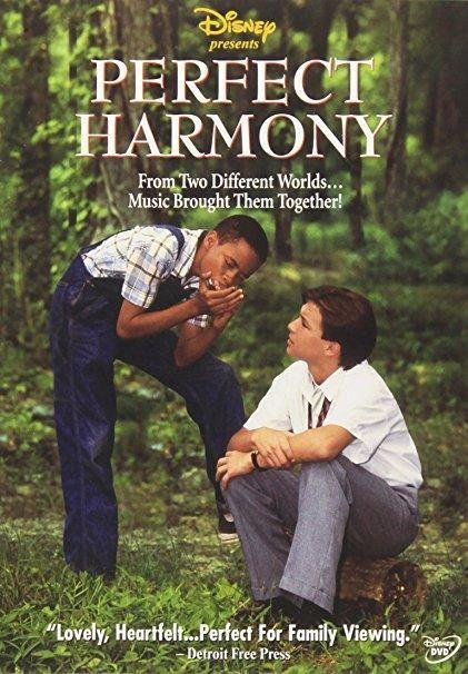 Perfect Harmony (1991 / DVD) Peter Scolari, Darren McGavin, Catherine Mary Stewart, Moses Gunn, Justin Whalin