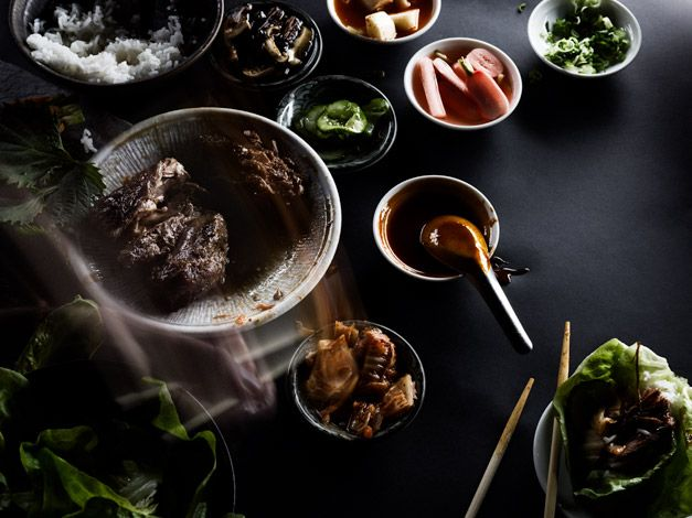 Eat | Gaijin. North Asian food on the higher end of the price spectrum. Open every day for dinner and Tue - Fri for lunch.