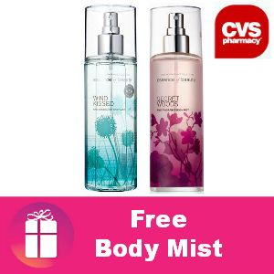 Print a coupon for #FREE Essence of Beauty Body Mist at CVS ($2.99 value) http://freebies4mom.com/freebodymist/