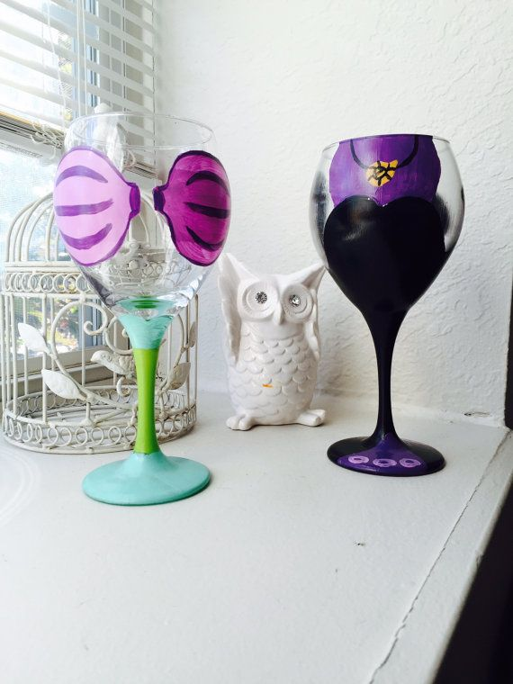 1007 best Painted Glass images on Pinterest