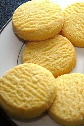 Limonlu Kurabiye Tarifi (Turkish Lemon Cookie Recipe)