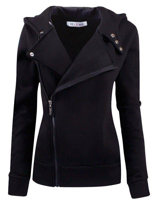 Ware Women Fleece Zip Up Jacket